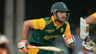 SA record highest score in 42-over innings