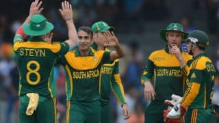 South Africa beat Sri Lanka by 75 runs in 1st ODI at Colombo