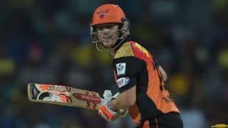 Kings XI Punjab vs Sunrisers Hyderabad, Live Cricket Score, IPL 2015 Match 27 at Mohali