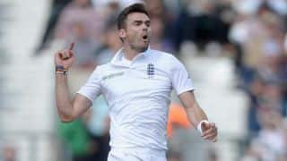 James Anderson takes Ice Bucket Challenge; nominates Nasser Hussain, Mike Atherton and Ian Ward