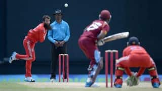 West Indies vs England 2nd ODI at Antigua Live Scorecard