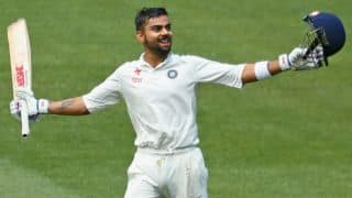 महेंद्र सिंह धोनी को पीछे छोड़ विराट कोहली बनें सर्वाधिक रन बनाने वाले भारतीय टेस्ट कप्तान