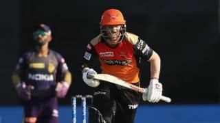 Indian T20 League: David Warner overtakes Gautam Gambhir for most fifties in the league