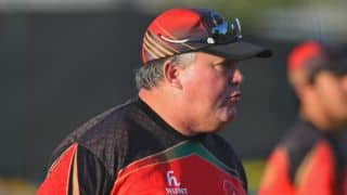Andy Moles ignores warning to coach Afghanistan