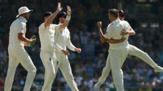 The Ashes 2017-18, 3rd Test, Day 2: Craig Overton's double strike trouble Australia before tea