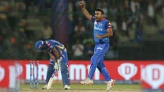 Delhi's Amit Mishra becomes first Indian bowler to claim 150 IPL wickets