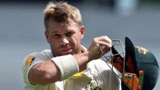 David Warner: Australia need to play good cricket against India