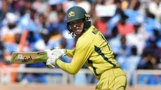 Usman Khawaja absent from Mark Taylor's ICC World Cup 2019 squad