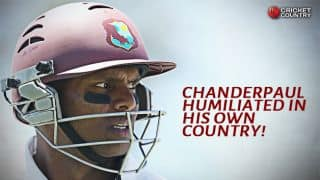 Shivnarine Chanderpaul humiliated by immigrant officials in his own country!