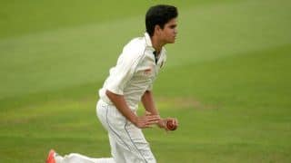 Arjun Tendulkar bludgeons 27-ball 48, scalps 4 wickets