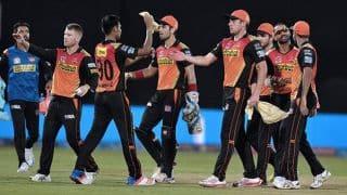 IPL 2016, Live Scores, online Cricket Streaming & Latest Match Updates on Sunrisers Hyderabad vs Delhi Daredevils