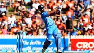 ICC World T20 2014: MS Dhoni searches for elusive T20I half-century