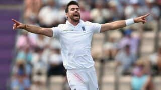 Milestones are nice but that's not what drives me: James Anderson