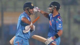 MS Dhoni, Virat Kohli recommended for Padma Awards by BCCI