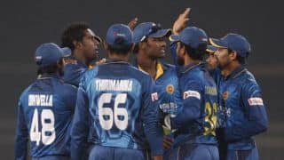 Sri Lanka announce probables for ICC Cricket World Cup 2015