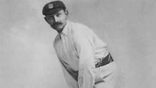 When Ranjitsinhji scored two First-Class hundreds on the same day