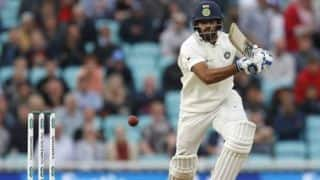Hanuma Vihari disappointed that he could not convert the fifty into a big hundred