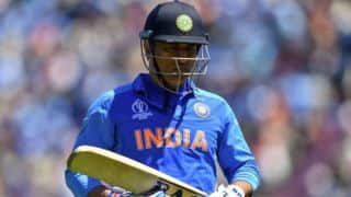 I was unhappy with Dhoni-Jadhav partnership, it was very slow: Tendulkar