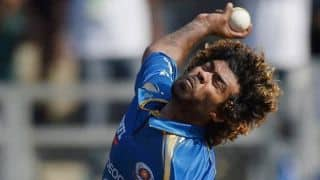 Lasith Malinga hailed as 'outstanding' by George Bailey