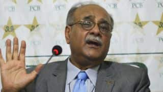 ICC Champions Trophy 2017 Final: PCB chairman Najam Sethi manhandled post India-Pakistan clash