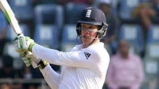 कीटन जेनिंग्स की 146* रन की पारी से अपने ही घर में मुश्किल में श्रीलंका