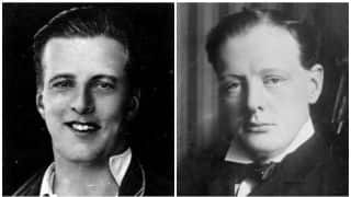 Lionel Tennyson and Winston Churchill: A dripping story