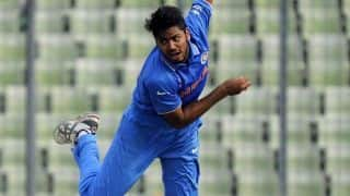 BCCI corrects mistake; Avesh Khan added to India A squad against England Lions