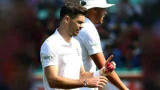 England's James Anderson to reclaim No.1 spot in ICC Test rankings