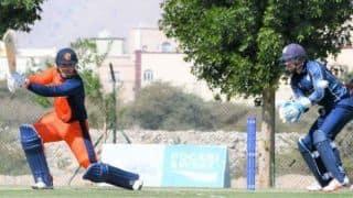 ओमान की शानदार वापसी, स्कॉटलैंड को 93 रन से दी मात