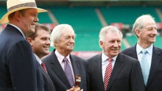 Cricket on Channel Nine: The first experience