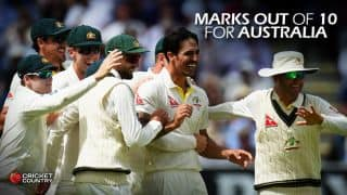 Ashes 2015: Marks out of 10 for Australia