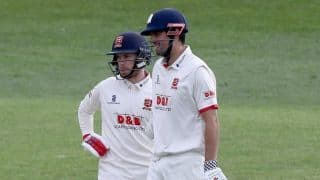 Sir Alastair Cook hits pre-Championship form with 150* for Essex
