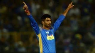 कृष्णप्पा गौतम की शानदार गेंदबाजी के बावजूद वेस्टइंडीज ए को मिली 235 रन की बढ़त
