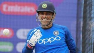Cricket World Cup 2019 – MS Dhoni will definitely succeed: Sourav Ganguly