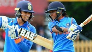Women's T20: Mandhana, Harmanpreet, Batez share excitement ahead of historic tie