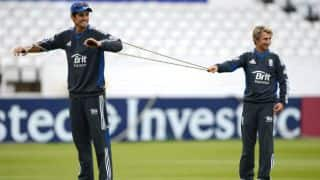 Alastair Cook expresses shock at forced retirement of James Taylor