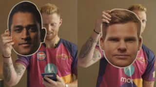 IPL 2017: For Stokes, Dhoni is a hero and Smith a villain