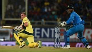 भारत के खिलाफ वनडे सीरीज में मैं ऑस्ट्रेलिया की कमजोर कड़ी था: एरोन फिंच