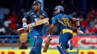 Asia Cup 2014 Pakistan vs Sri Lanka Live Cricket Score: Lahiru Thirimanne and Kumar Sangakkara blunt Pakistan ; Sri Lanka 107-1