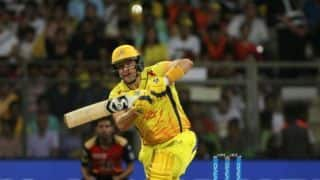 IPL 2018: Shane Watson powers CSK to third title; becomes 2nd to slam hundred in tournament final