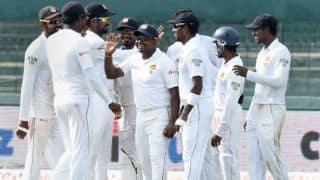 New Zealand vs Sri Lanka 2015-16, Live Cricket Score, 1st Test at Dunedin