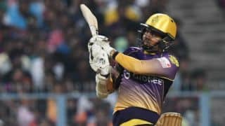 IPL 2018: Sunil Narine, Dinesh Karthik takes Kolkata Knight Riders to highest total of season