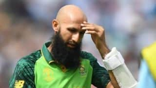Cricket World Cup 2019: South Africa hopeful Hashim Amla will get fit for India clash