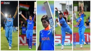 Shaw, Nagarkoti, 3 other Indian cricketers in ICC's U-19 World Cup team