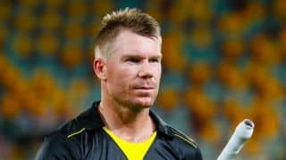 In-form David Warner retaining focus ahead of Pakistan T20Is