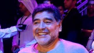 Diego Maradona compares 1986 Argentina squad with 2016