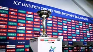 U-19 World Cup 2018 underway in New Zealand