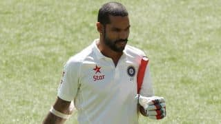 India vs Australia 1st Test at Adelaide: Will the real Shikhar Dhawan stand up?