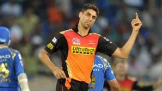 IPL 2017: Sunrisers Hyderabad (SRH) suffer huge blow, Ashish Nehra ruled out