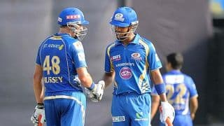 CLT20 2014: Mumbai Indians will have to field a lot better against Northern Knights, says Michael Hussey